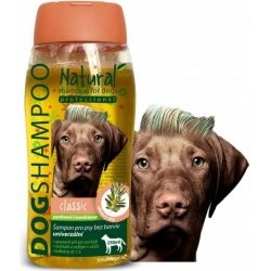 Šampon pro psy NATURAL pro velká plemena, krátká srst 250 ml