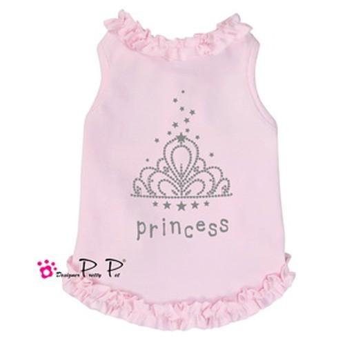 Šaty Princess PRETTY PET růžové vel. S