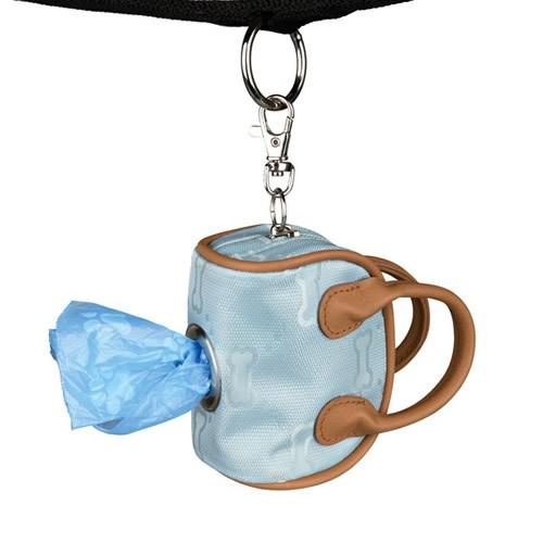 Trixie - závěsná kabelka s oušky se sáčky na exkrementy
