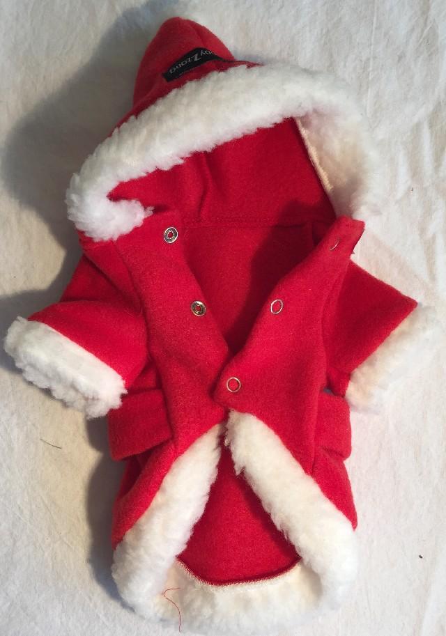 Vánoční obleček pro psa YORGDESIGN
